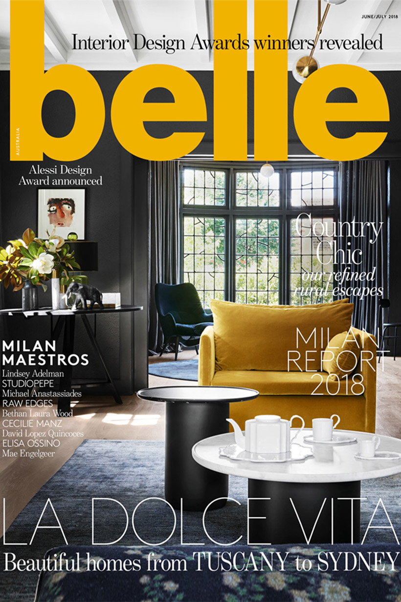 Made by Cohen · Belle June/July Issue 2018